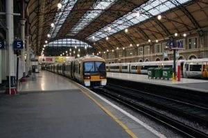 Consigna en la zona de Victoria Station