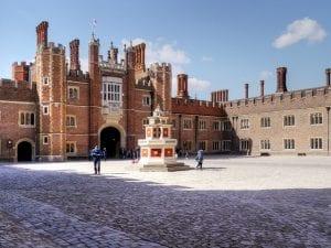 Cómo llegar al Palacio Hampton Court