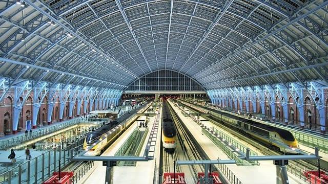 Tren entre Francia y Reino Unido barato