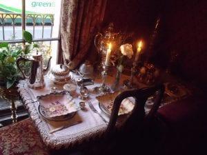 Horario del museo de Sherlock Holmes