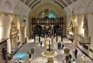 Reina Victoria and Albert museum
