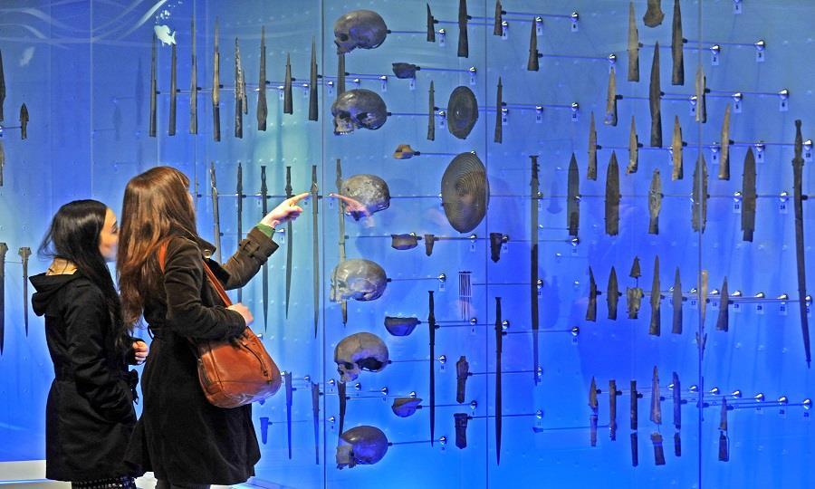 historia del london museum