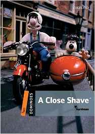 Portada de A Close Shave