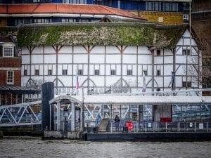 Historia del Teatro Shakespeare's Globe Theatre