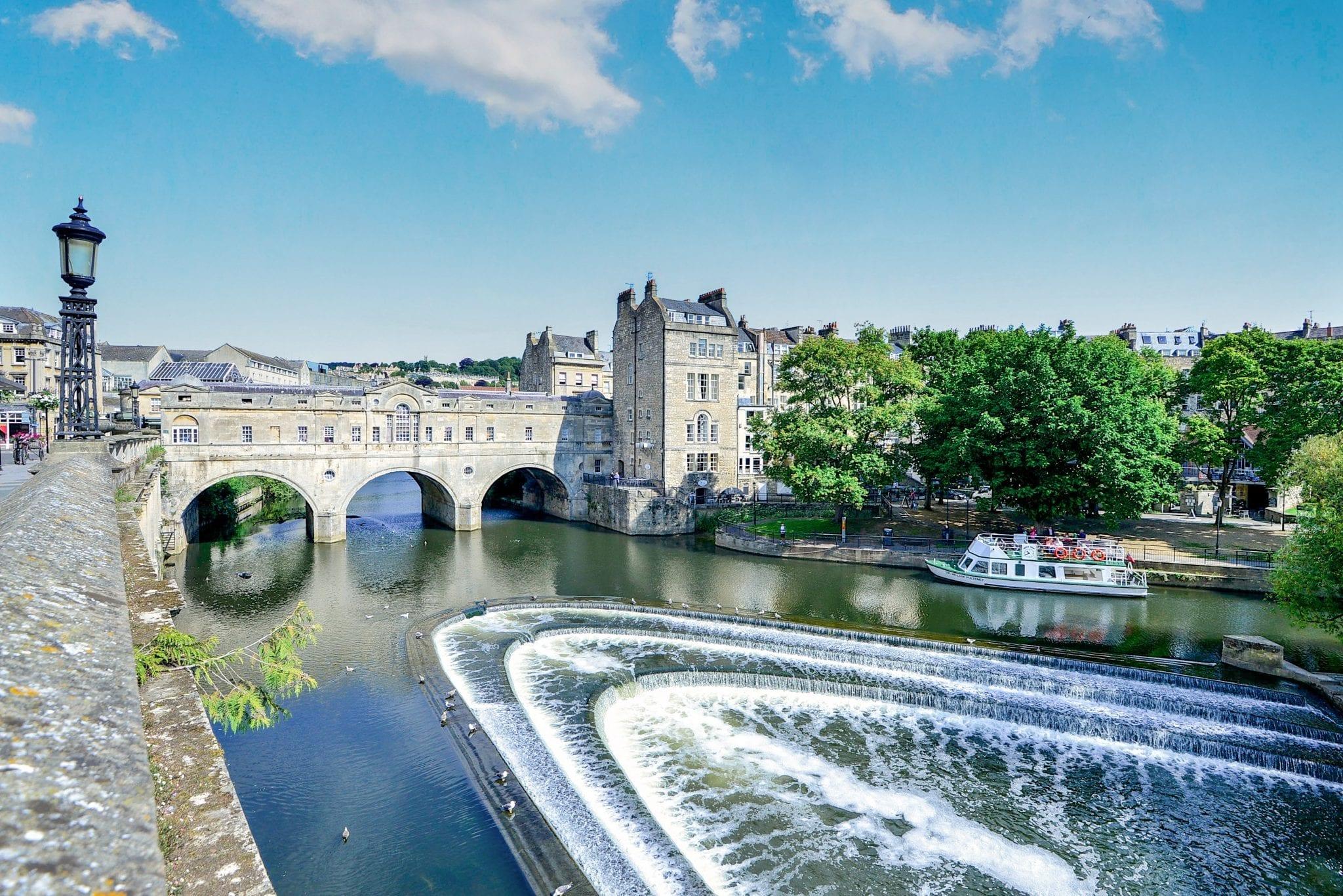 Ver Bath, Inglaterra en 1 día
