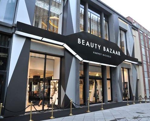 Beauty Bazaar Liverpool, Harvey Nichols de belleza