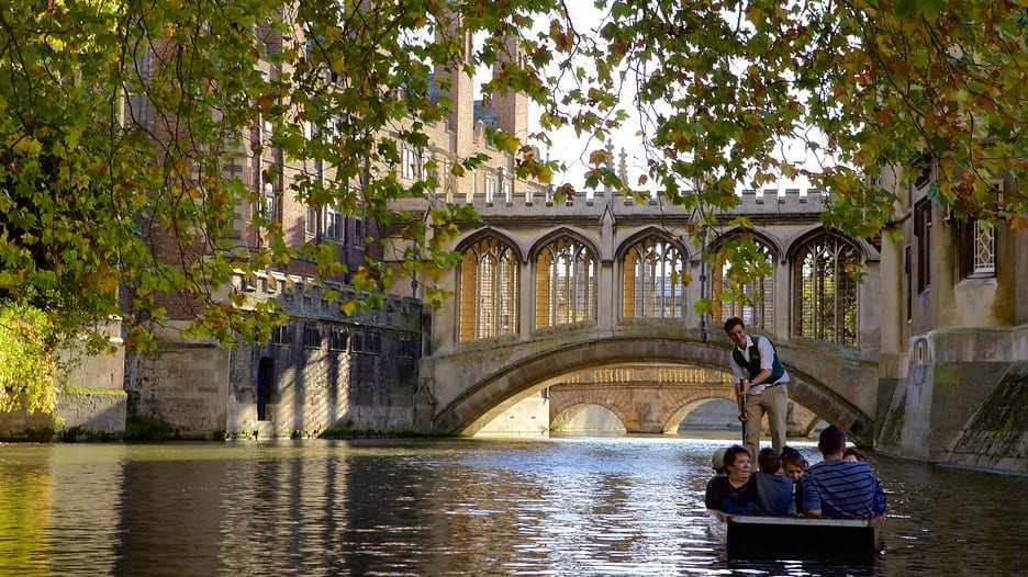 ir a Cambridge desde Londres en 1 día