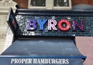 Propinas al comer en Londres