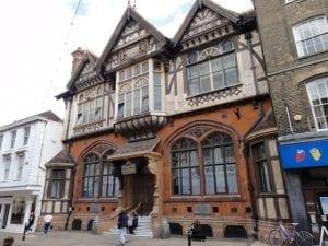 Canterbury Royal Museum