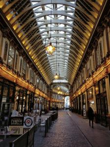 Tiendas y comercios en Leadenhall Market