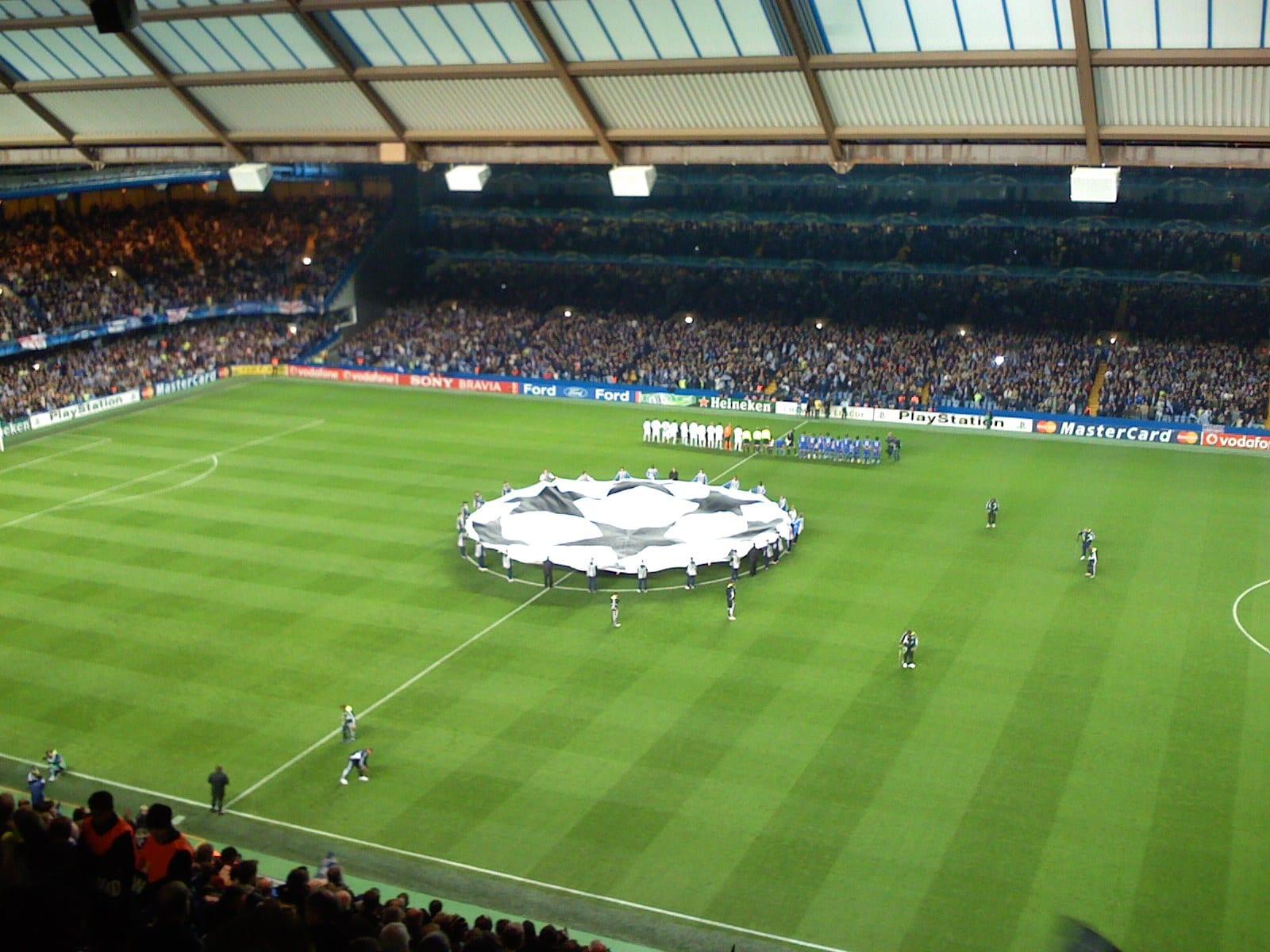 Horario para ver el equipo en el Stamford Bridge