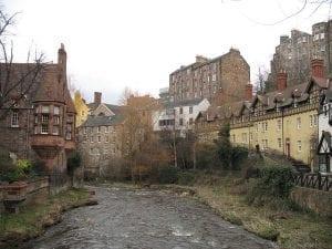 Ruta por Edimburgo
