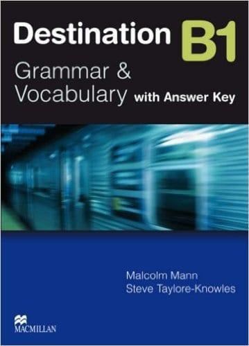 libro de destination b1 gramatica y vobulario