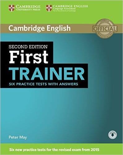 Portada de First Trainer