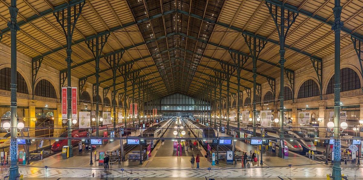 Precio del tren para ir a Inglaterra por el Eurotunel