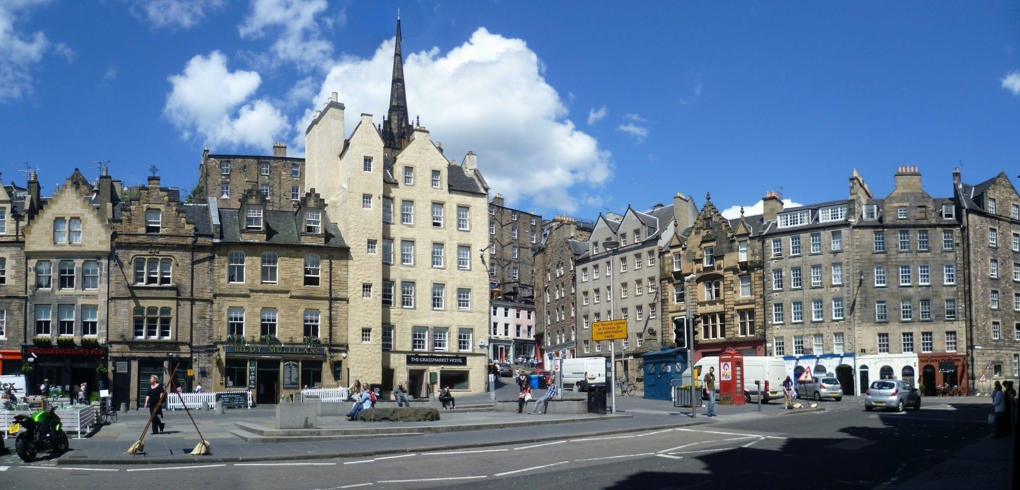 Ha Universidad en Edimburgo