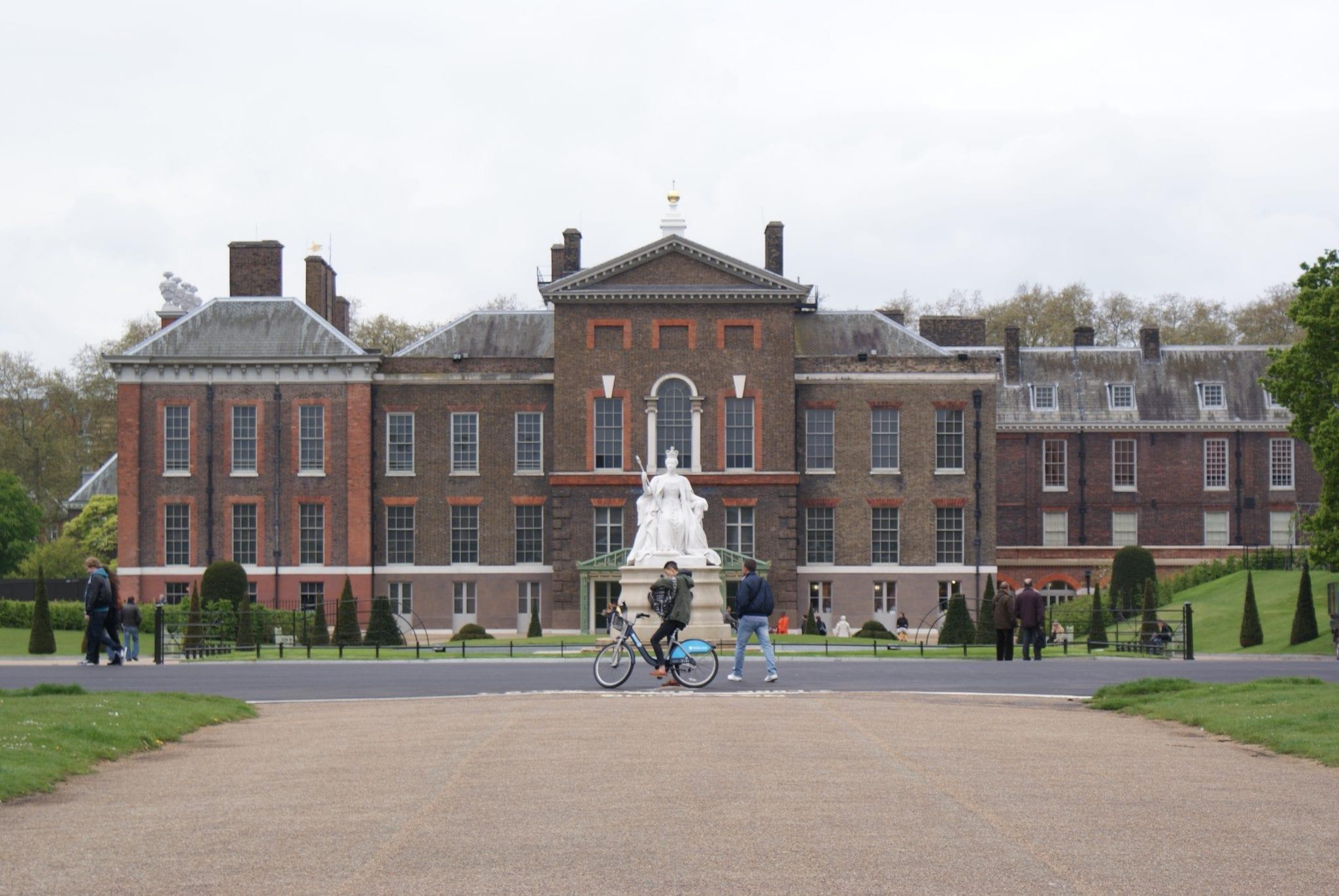 Interior del palacio Kensington Palace