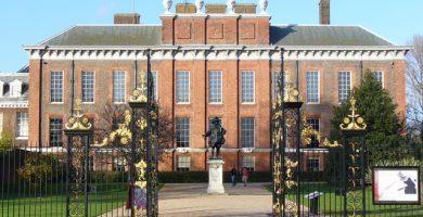 Kensington Palace entrada