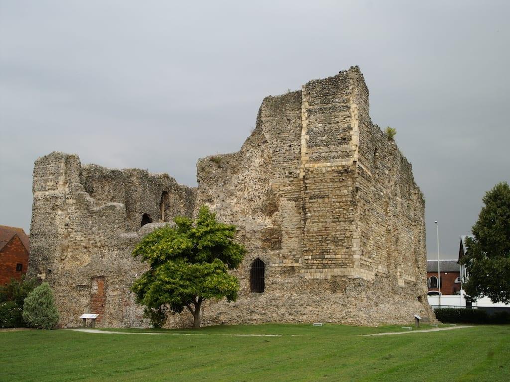 Castillo de Canterbury en 1 día