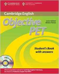libro de objective pet