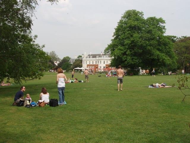 Cannizaro Park, parque en Wimbledon