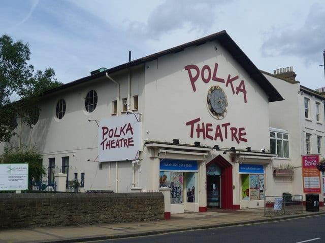 Polka Theatre teatro para niños en Wimbledon