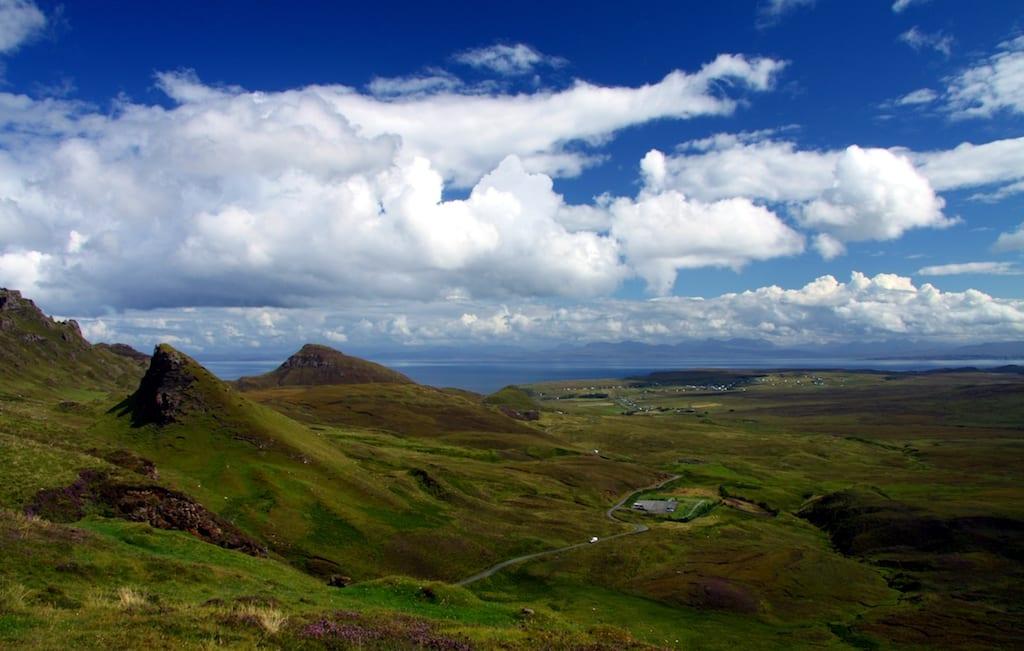 Otros lugares de Escocia a parte de Edimburgo