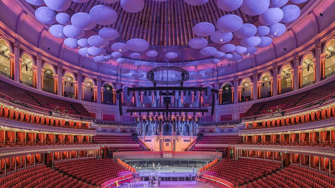 Entrada para visitar el Royal Albert Hall