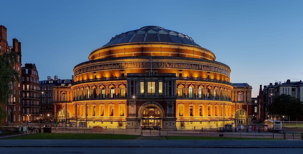 Royal Albert Hall del príncipe Alberto