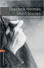 libro de sherlock holmes short stories