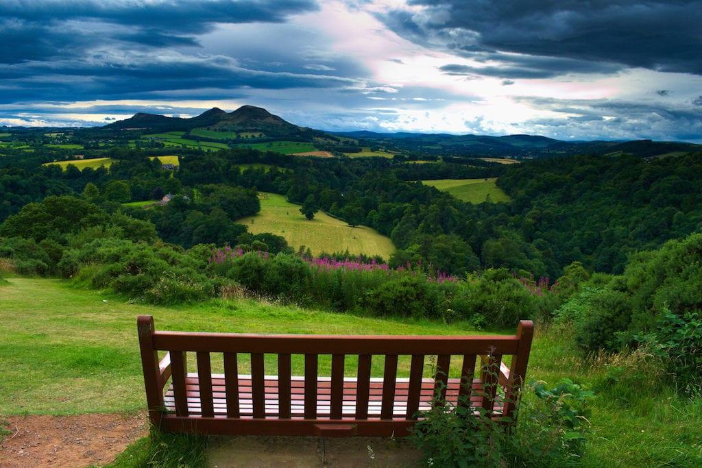 Fairy Glenn en Escocia
