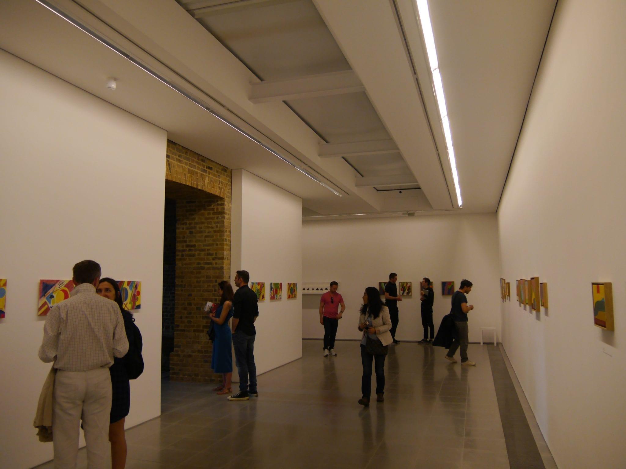 Precio del Pavilion de la Serpentine Sackler Gallery