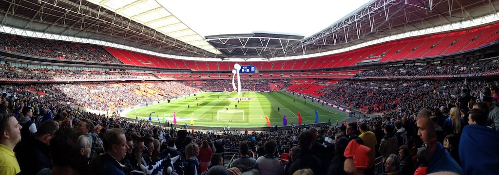 estadio wembley en Londres