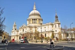 cattedrale a Londra in 5 giorni