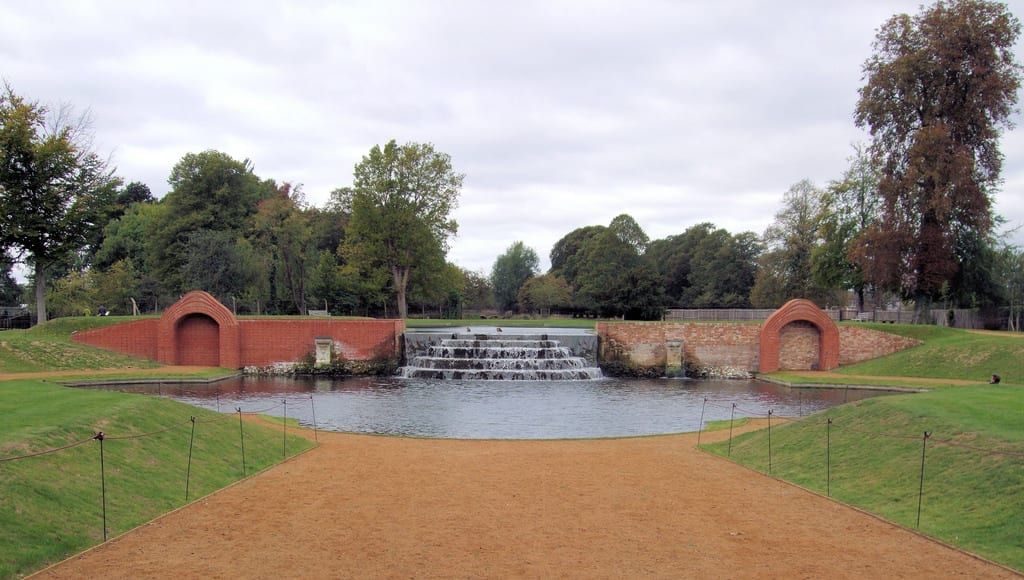 The Upper Lodge Water Gardens en Bushy Park