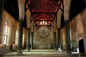 1 día en Winchester, Inglaterra
