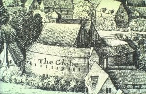 Obras y eventos en el Shekespeare's Globe Theatre