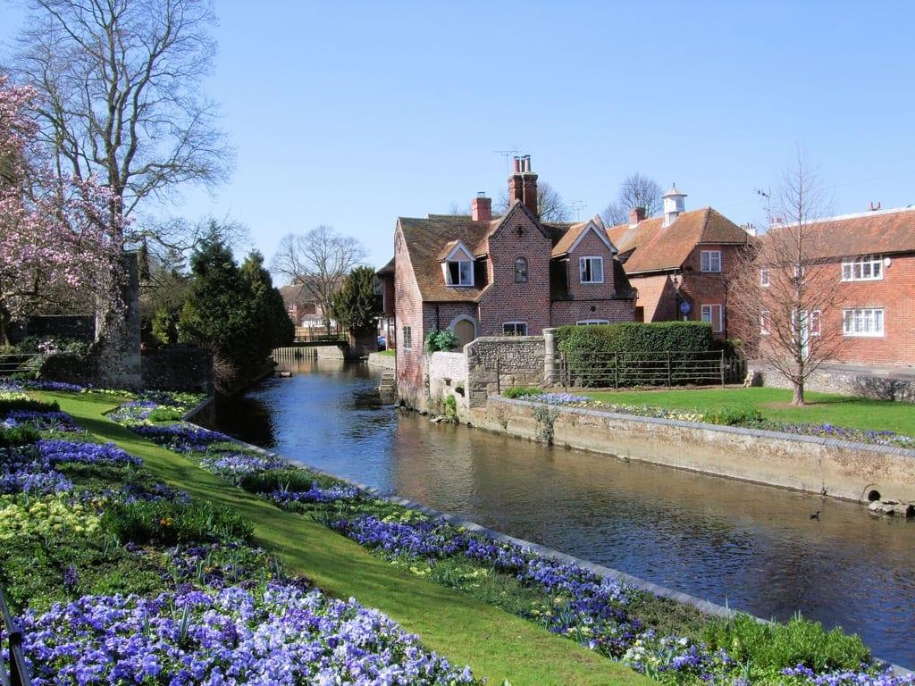 Westgate Gardens, Canterbury en 1 día