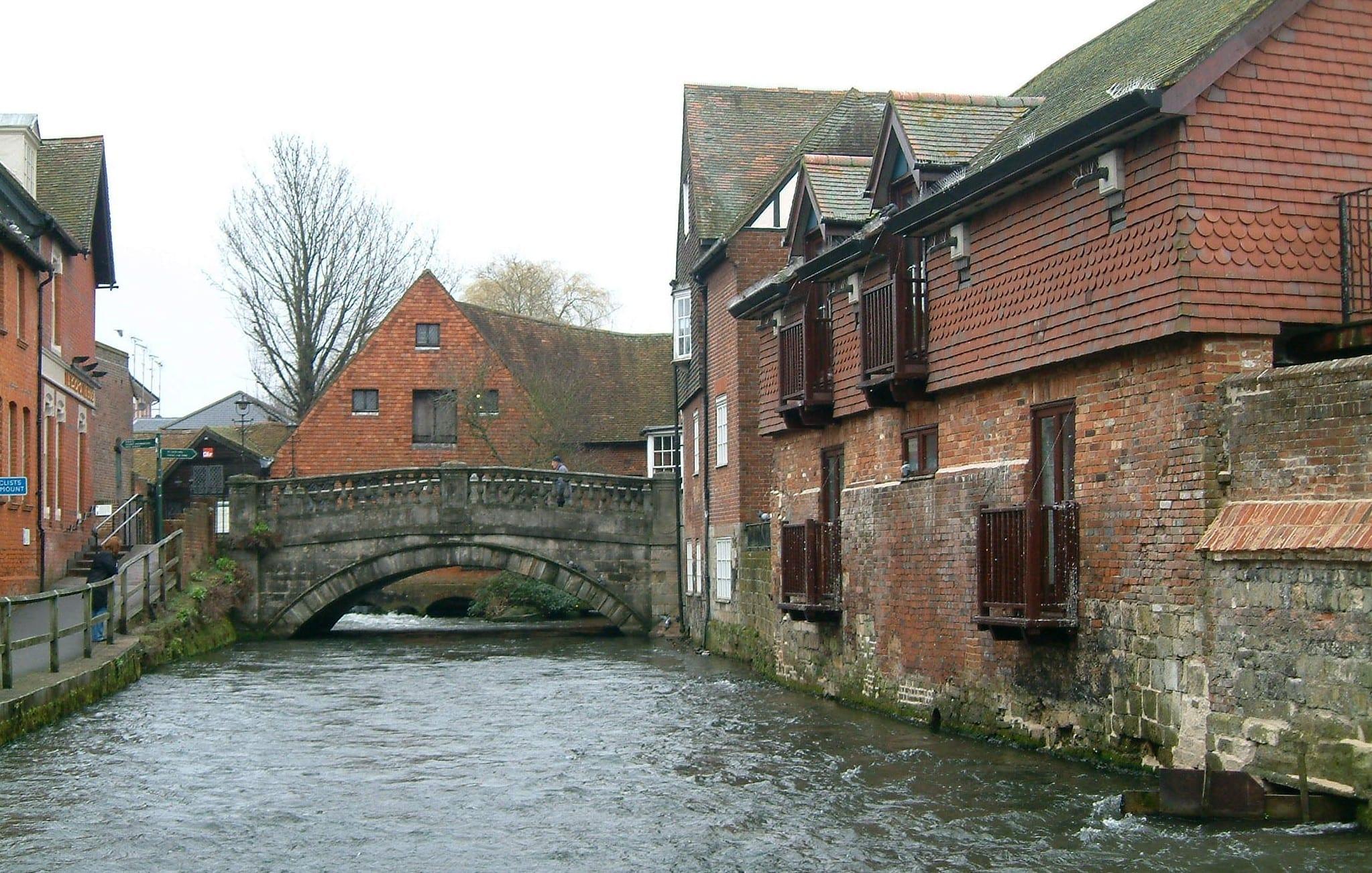 Lugares que visitar en 1 día en Winchester