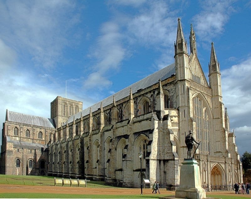 Visitar el castle en 1 día en Winchester