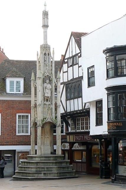 Ir a Giffard House en 1 día en Winchester