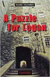 A puzzle for Logan (Portada)