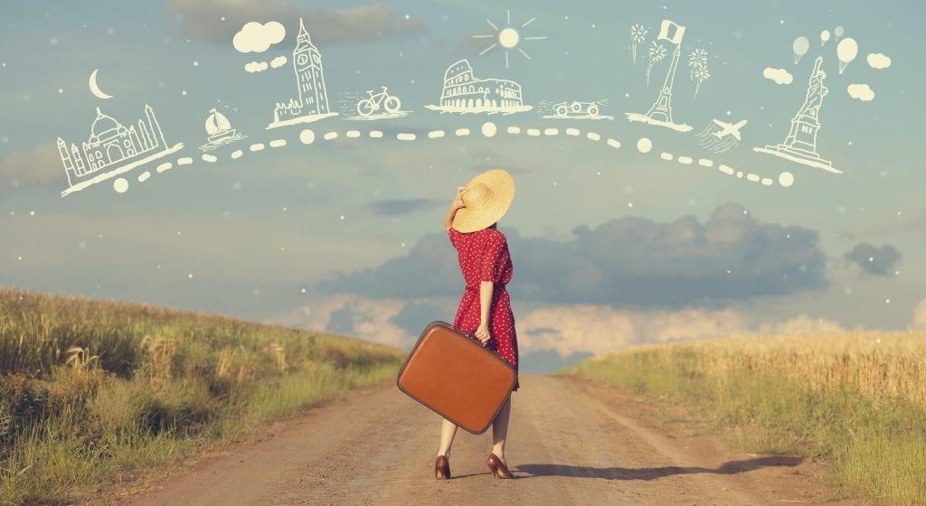 viajar vocabulario en ingles