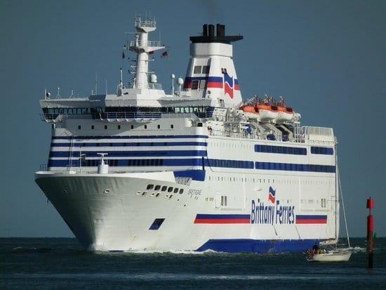 Ferry entre Reino Unido y España