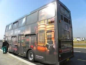 precio de Shuttle y tour de Harry Potter Studios