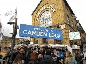 mercadillo en Londres en 5 días