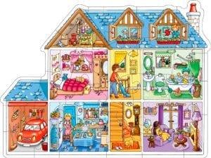 La Casa en Inglés - Vocabulario (Guía de Estudio 2019)