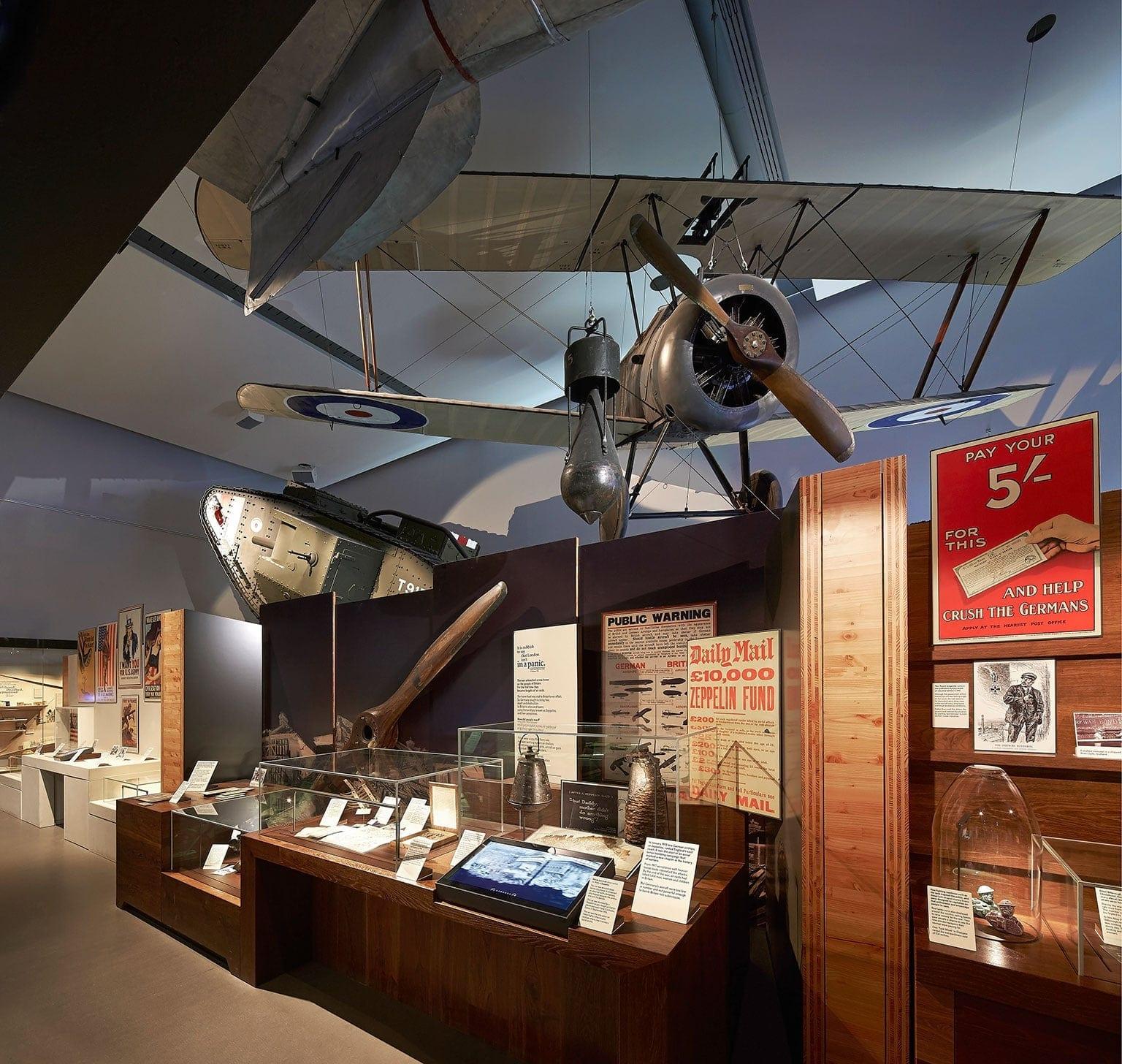 horario museo imperial de la guerra