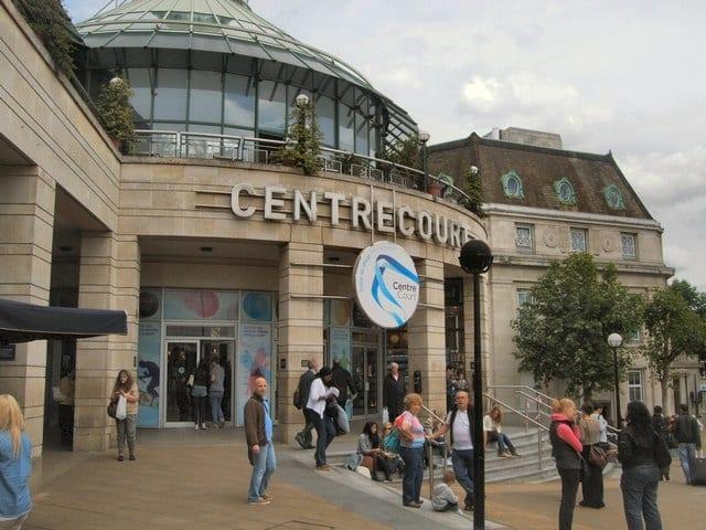 Centre Court Shopping Centre, comprar en Wimbledon