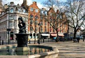 Chelsea un barrio con zonas interesantes en Londres